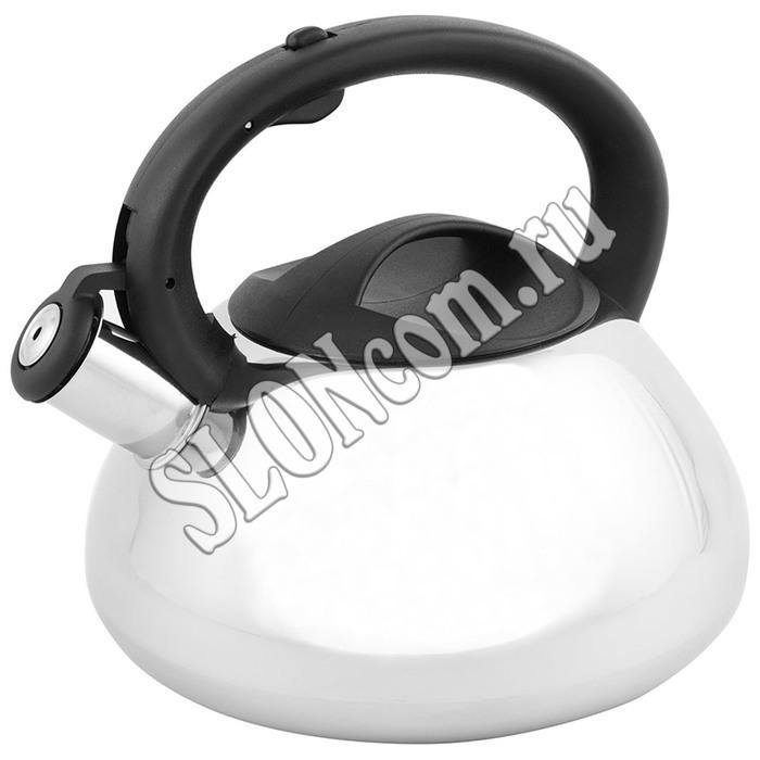 Чайник из нержавеющей стали MAL-109, 3 л